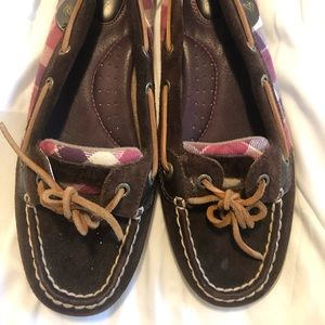 Sperry Topsider Angelfish Boat Shoes